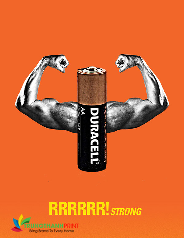poster duracell